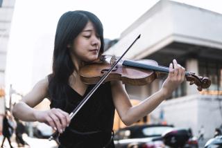 【才女】廣津留すみれのヴァイオリンが聞きたい!演奏動画やヴァイオリンの経歴を紹介