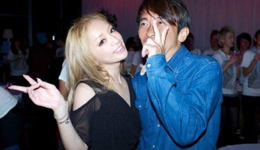 【画像】浜崎あゆみと松浦勝人の交際時の姿や画像を時系列でまとめてみた!