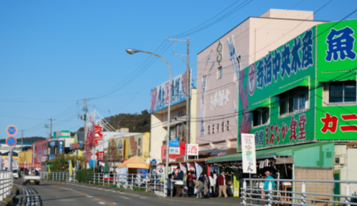寺泊魚の市場通りは早朝何時から?営業時間やおすすめ朝食を紹介!