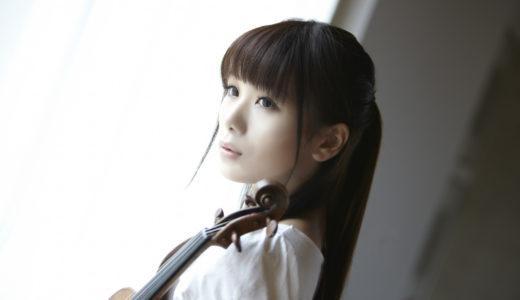 【バイオリニスト】石川綾子のプロフまとめ!結婚事情やYouTube動画を紹介!