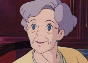 おばあちゃんは認知症でボケてる?キキにケーキを頼んだ真の意味とは【魔女の宅急便】